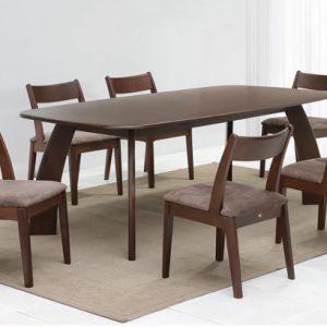 SM Chair & Pumpkin Rectangular Table